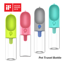 Load image into Gallery viewer, Pet Travel Bottle - pet-culture-pty-ltd