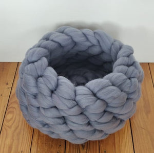 100% Merino Wool Bed - pet-culture-pty-ltd