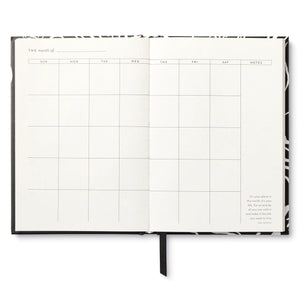 "12-Month Undated ""Tomorrow is Today's Dream Planner"