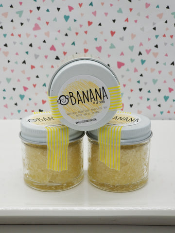 Banana Lip Scrub