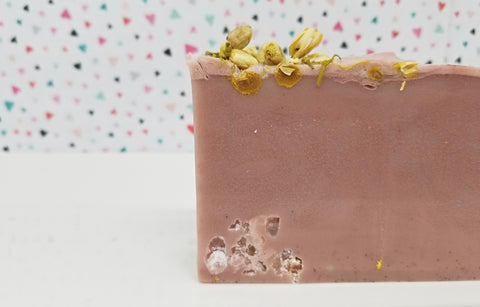Dragons Blood Soap Bar - Moon & Star