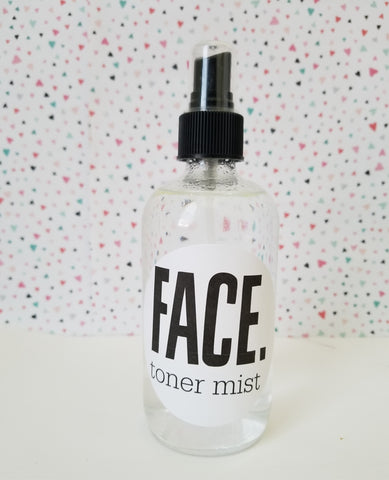 FACE. Toner Mist ✨ Step 3 ✨