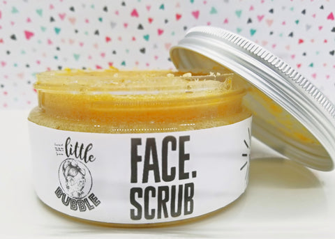 FACE. Scrub ✨ Step 2✨