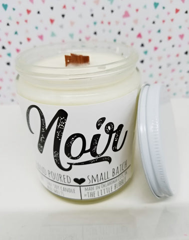 NOIR ~ Soy Candle
