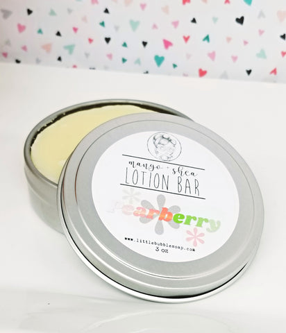 Pearberry Lotion Bar