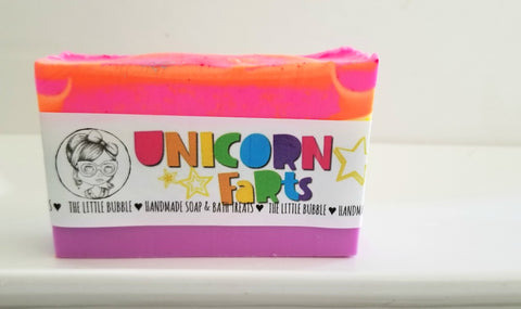 Unicorn Farts Soap Bar
