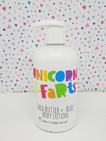 Unicorn Farts  Lotion