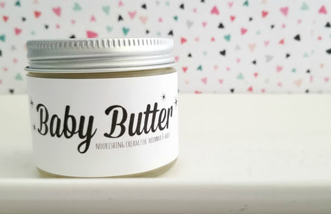 Baby Butter ~ Calendula Diaper Rash Cream