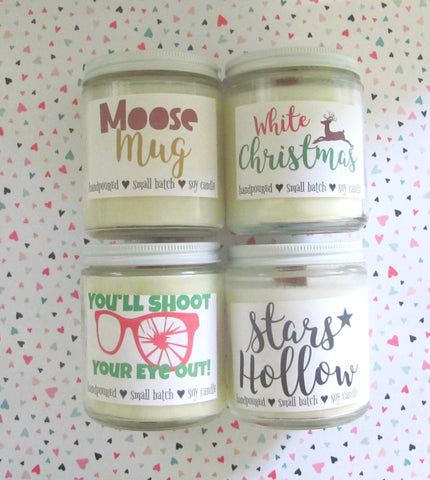 Christmas Candle Bundle