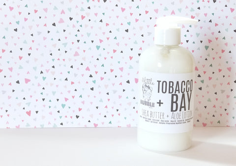 Tobacco & Bay  Lotion