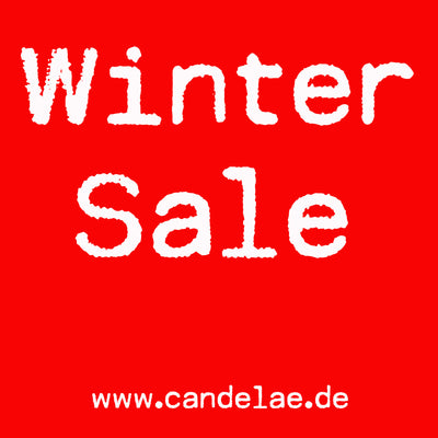Winter Sale bei candelae