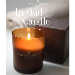 Philip Martin's In Oud Candle 150ml
