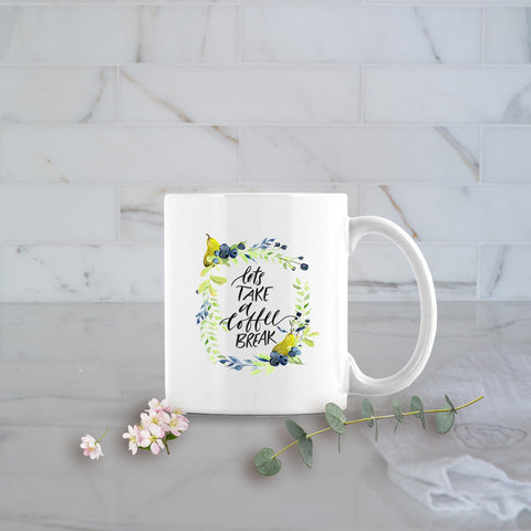 Coffee Mug - Coffee Break