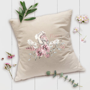 French Farmhouse Pillow - Winter Peace