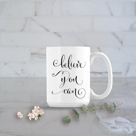 coffee mug, coffee mug with sayings, pretty coffee mug, motivational mug, coffee mug, inspirational mug, gift for her, gift for friend, Christmas gift mug