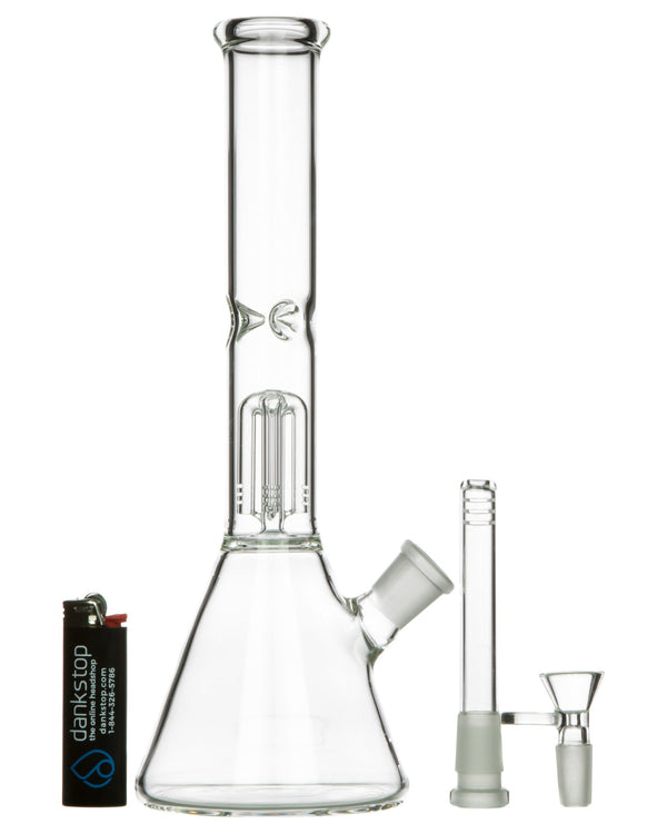bong with removable downstem