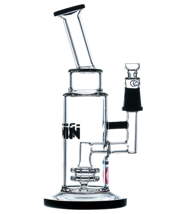 Ronin Glass Double Disc Perc Bong