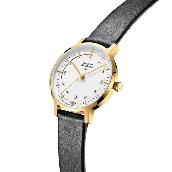 Bauhaus 32mm Gold/Black
