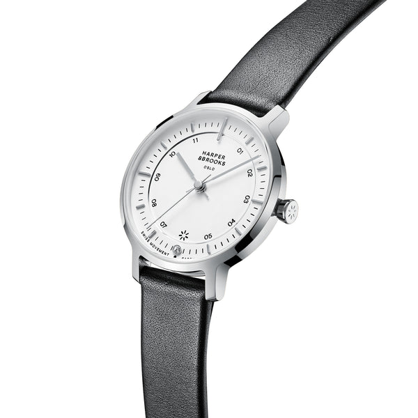 Bauhaus 28mm Silver/Black
