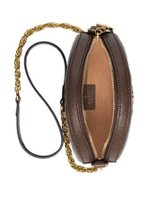 Load image into Gallery viewer, Ophidia Round Shoulder Bag
