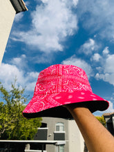 Load image into Gallery viewer, Flygirl Bandana Bucket Hats