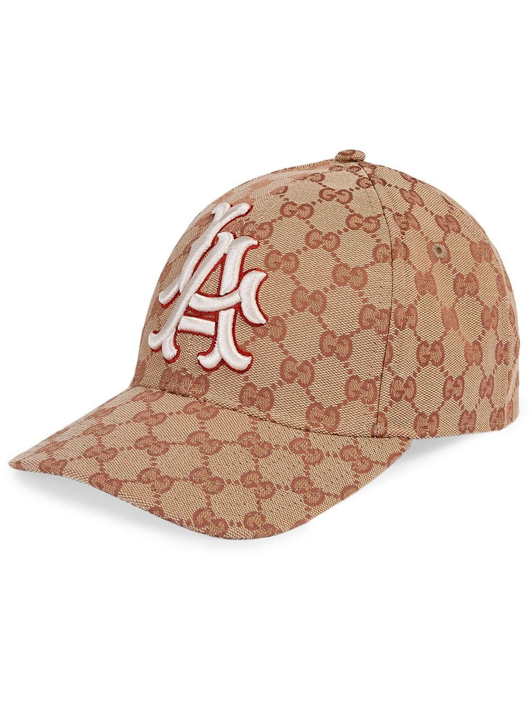 Monogram Yankee Hat