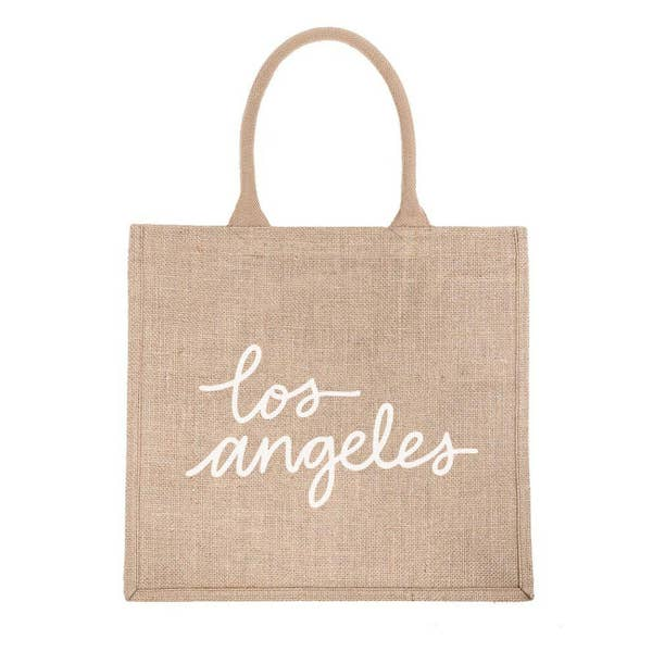 THE LITTLE MARKET | Reusable City Totes - Los Angeles