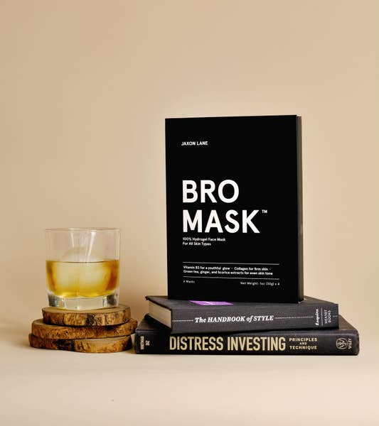 JAXON LANE | Bro Mask Sheet Mask