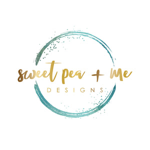 Sweet Pea + Me Designs
