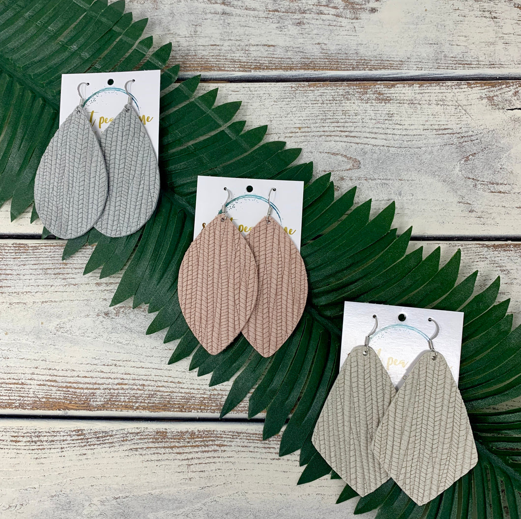 Palm Leaf Collection I