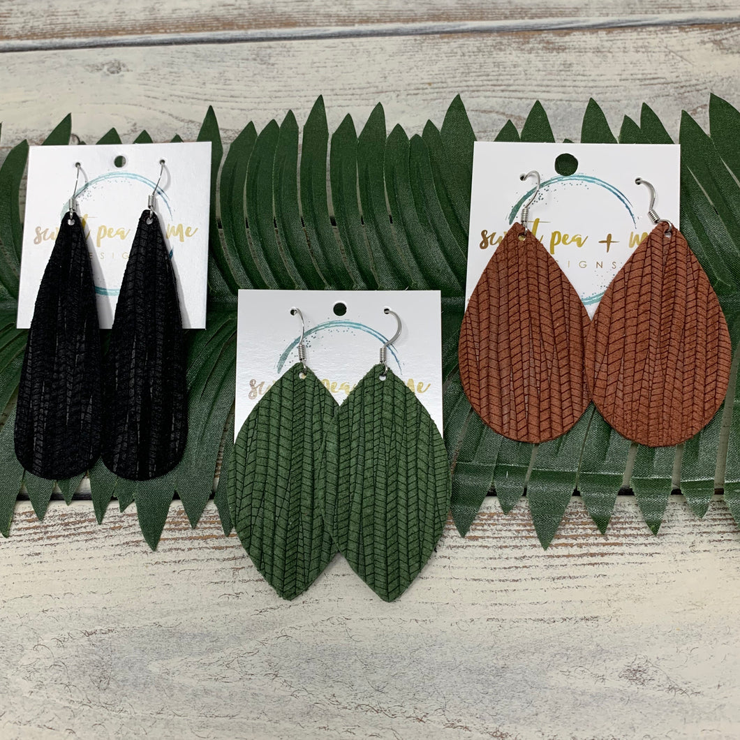 Palm Leaf Collection III