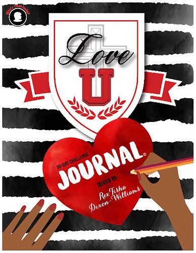 Love U 30-Day Challenge - Journal