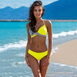 Push Up Symmetrical Chest Design Bikini