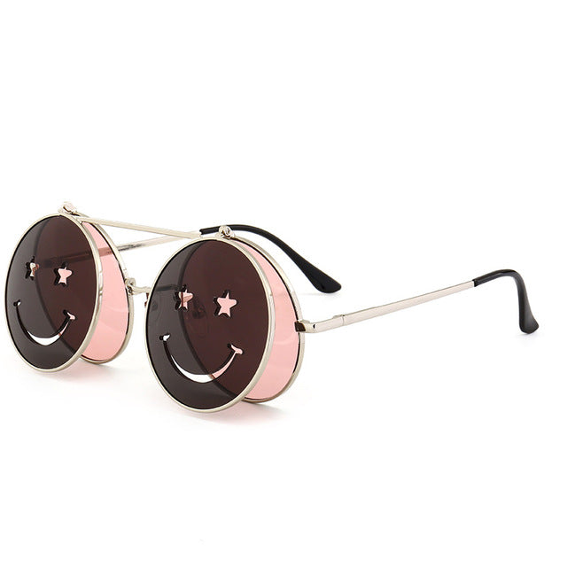 Smiley Face Fashionable Shades