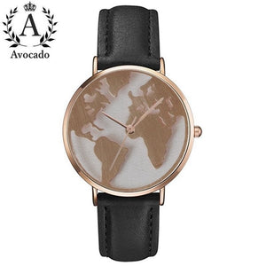 Aesthetic Globe Watch