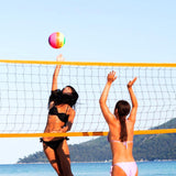 Portable Cross Volleyball or Badminton Net