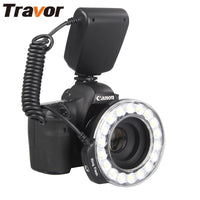 Travor 18 bulbs Macro LED Ring Flash