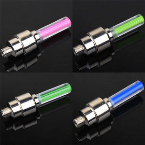 2 Pcs LED Wheel Lights