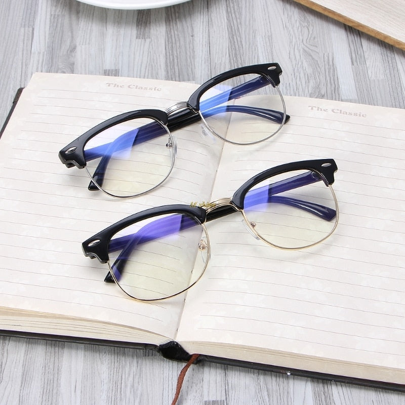Anti-Glare Anti-UV Gaming Eye Protection Glasses