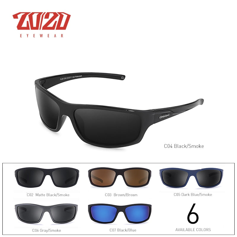 20/20 Optical Brand Polarized Sunglasses
