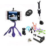 Mini Flexible Tripod Bluetooth Remote