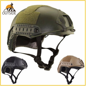 High Quality Protective Paintball Wargame Helmet with Protective Goggles