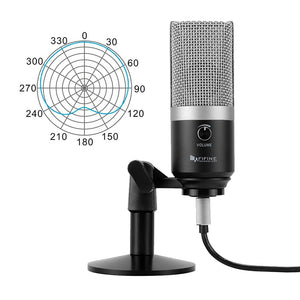 USB Microphone for Recording Voice Overs