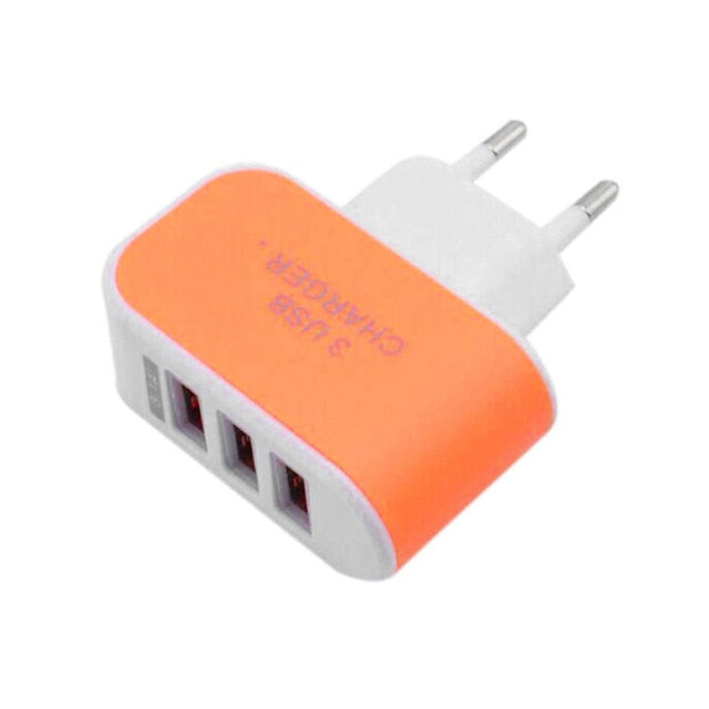 Universal Multi Port USB Charger