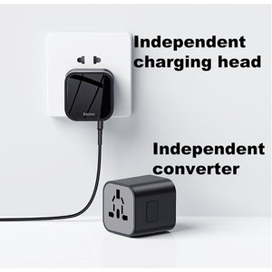 Travel Quick Charger Power Adapter