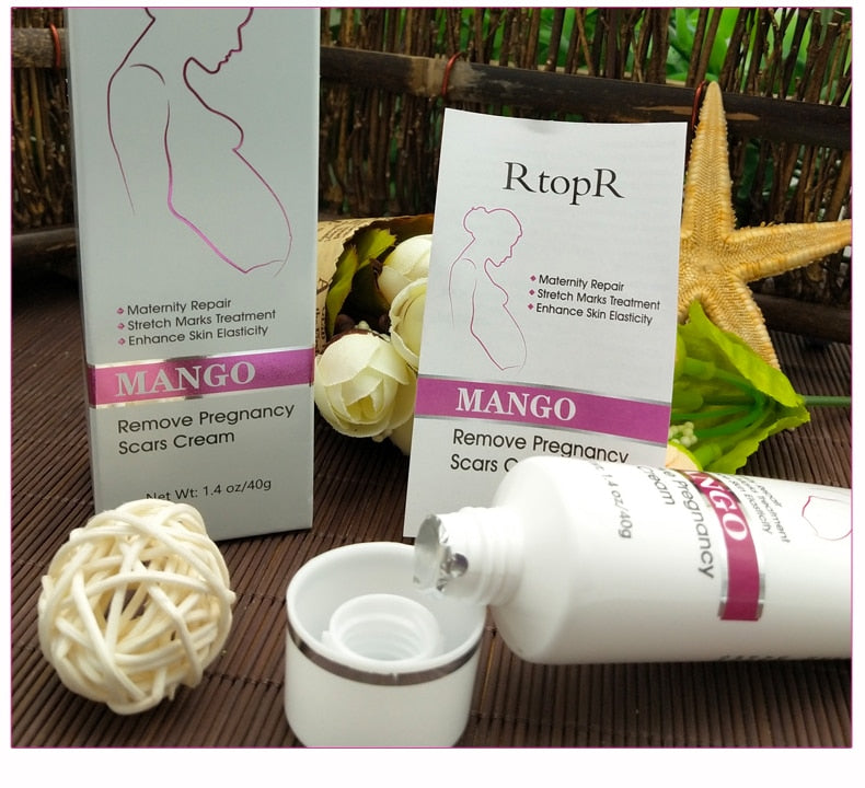 Mango Pregnancy Scars Stretch Marks Removal Body Creams