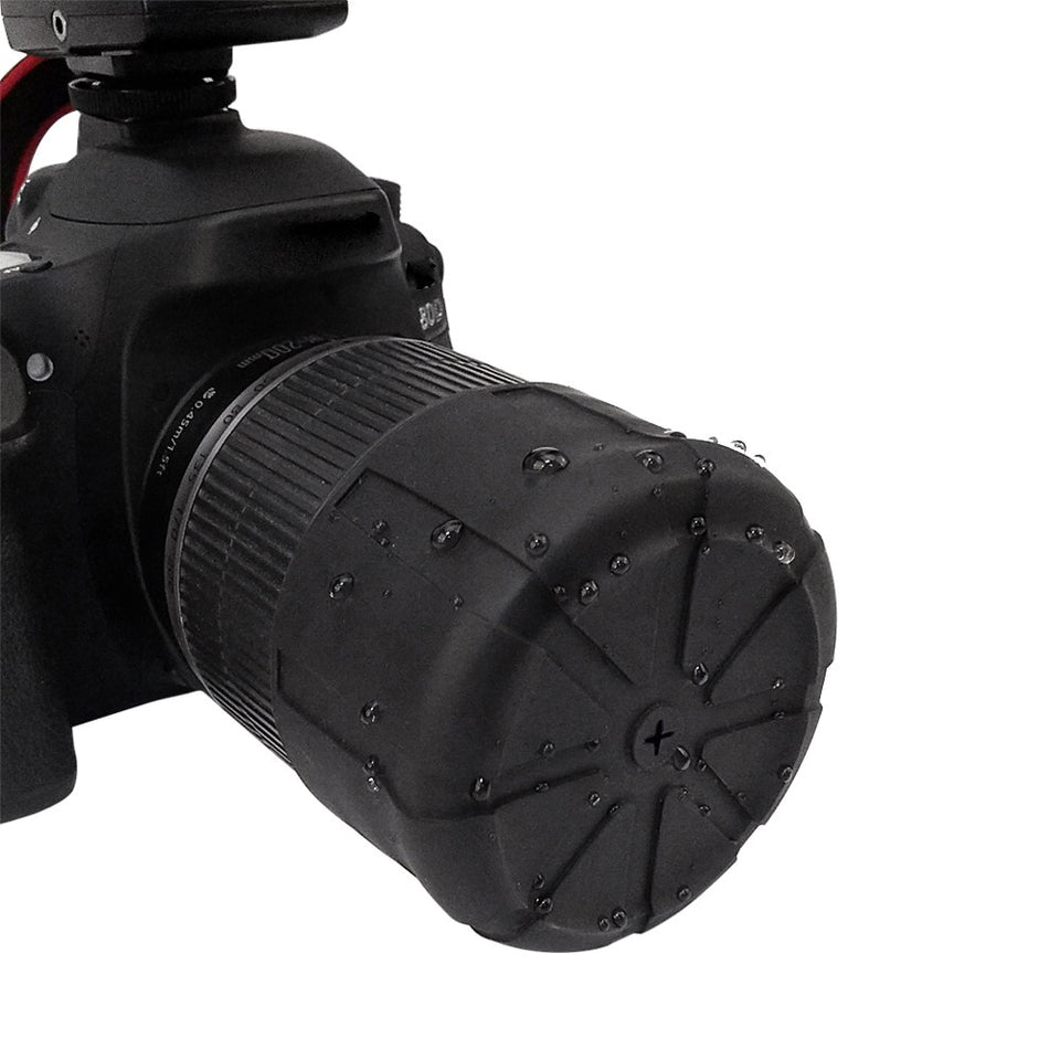 Universal Waterproof Silicone Camera Lens Cover