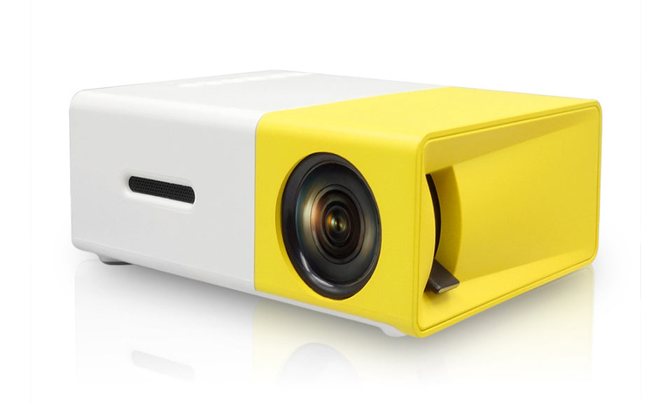 Mini LED Projector Home Media Player