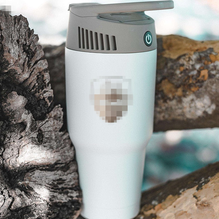 Portable Mini Air Conditioner And Heater 2-In-1