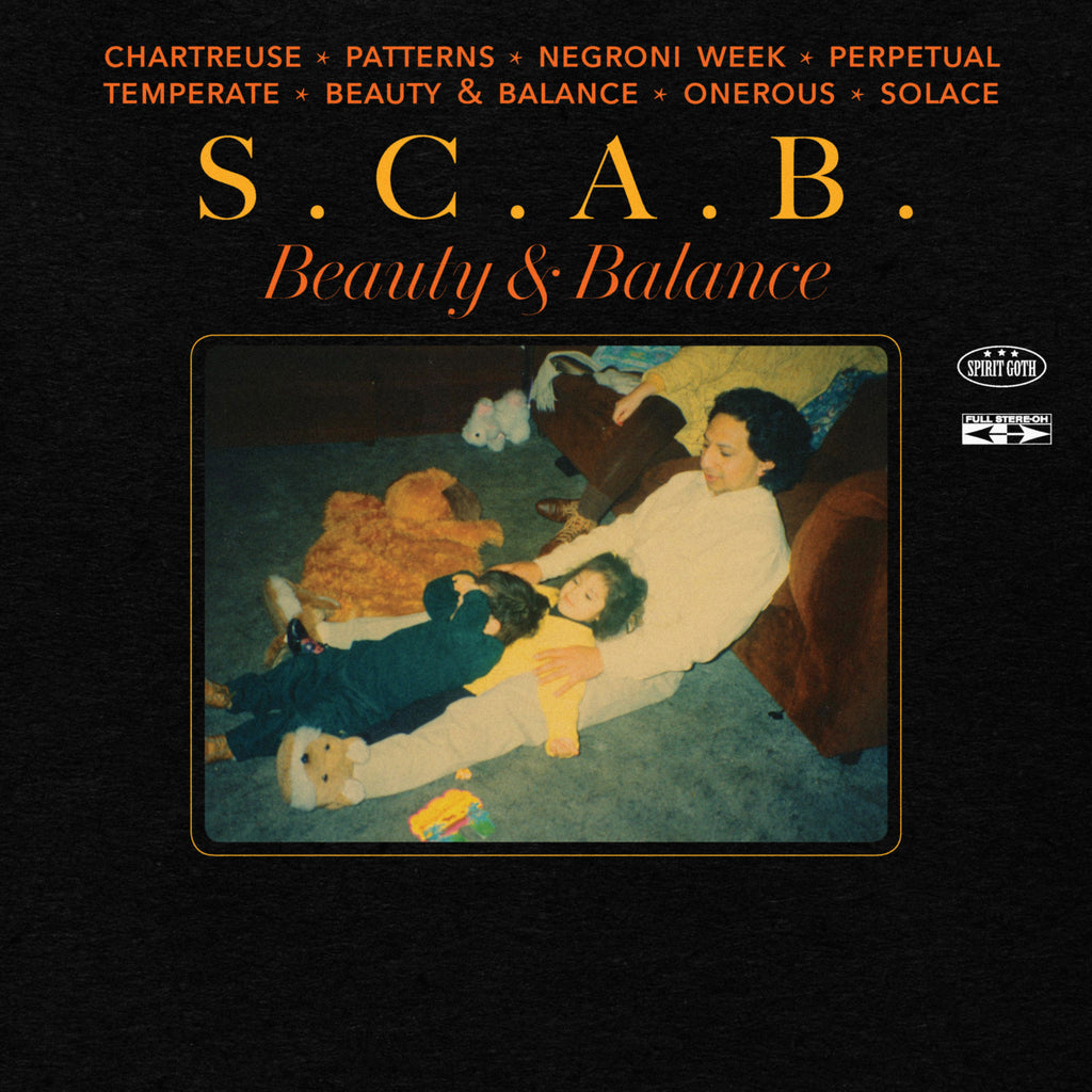 S.C.A.B. Debut Album 'Beauty & Balance' Out Now!